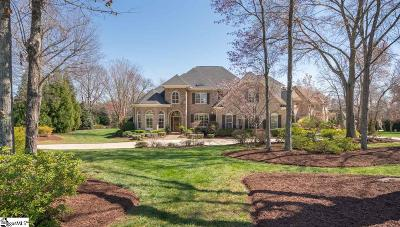 Simpsonville Single Family Home Contingency Contract: 732 Brixton