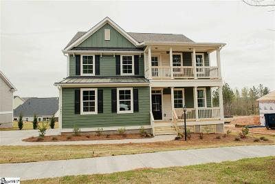Greer Single Family Home For Sale: 3447 Oneal Church