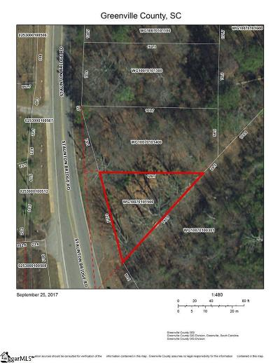 Greenville Residential Lots & Land For Sale: 7959 Staunton Bridge