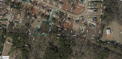 Boiling Springs Residential Lots & Land For Sale: 468 Abberly
