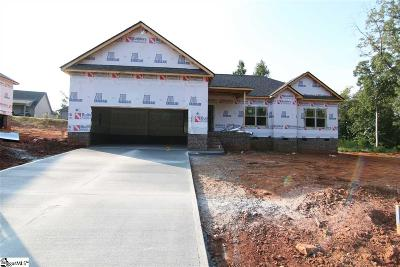Boiling Springs Single Family Home Contingency Contract: 223 Victory Gallop #lot 114