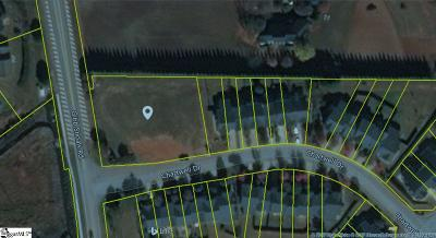 Greer Residential Lots & Land For Sale: Chartwell