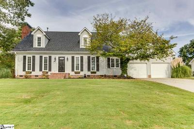 Greenville County Single Family Home Contingency Contract: 107 Burdock