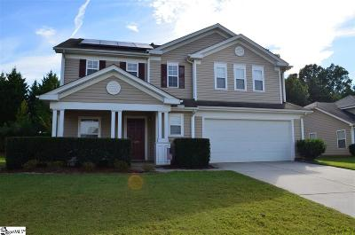 Boiling Springs Single Family Home For Sale: 129 Stonewood Crossing