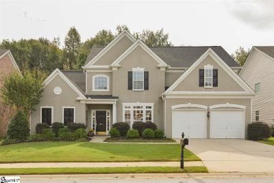Greer Single Family Home Contingency Contract: 332 Ascot Ridge