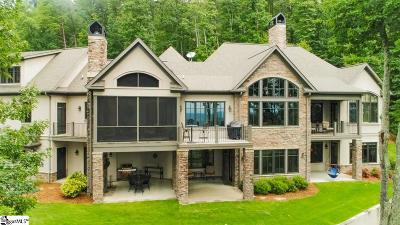 Greenville, Greer, Mauldin, Simpsonville, Travelers Rest Single Family Home For Sale: 15 Mountain Oak