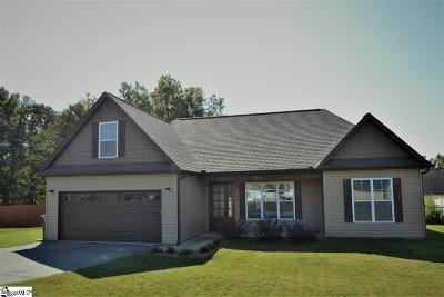 Boiling Springs Single Family Home For Sale: 624 Kneewood