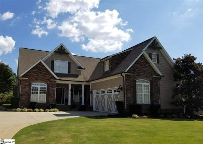 Easley Single Family Home For Sale: 5 Firelight