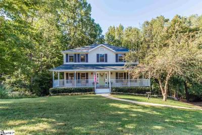 Greenville County Single Family Home Contingency Contract: 403 Foxhound