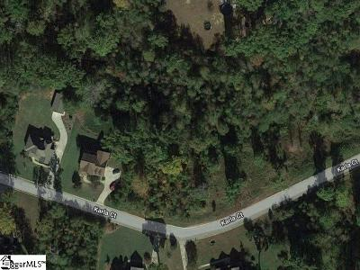 Fountain Inn Residential Lots & Land For Sale: 112 Karla
