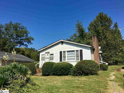 Travelers Rest Single Family Home Contingency Contract: 306 Gray