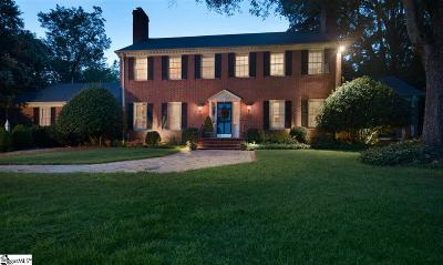 Greenville Single Family Home For Sale: 250 Foot Hills