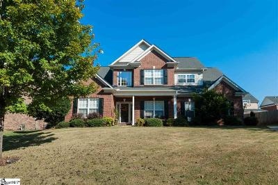 Boiling Springs Single Family Home For Sale: 128 Colfax