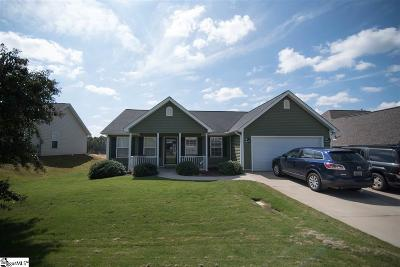Piedmont Single Family Home For Sale: 124 Corinth