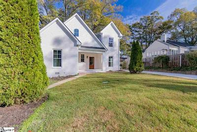 Greenville County Single Family Home For Sale: 403 Watts
