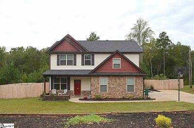 Simpsonville Single Family Home For Sale: 10 Redcoat