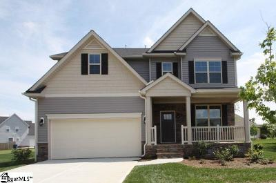 Taylors Single Family Home For Sale: 113 Crowned Eagle