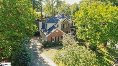 Mauldin Single Family Home Contingency Contract: 2 Sickle