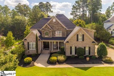 Greer Single Family Home For Sale: 19 Riverbanks