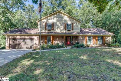 Mauldin Single Family Home For Sale: 106 Blackgum