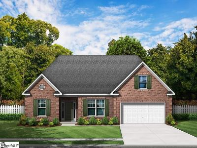 Boiling Springs Single Family Home For Sale: 490 Gorham