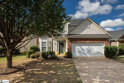 Greenville County Single Family Home For Sale: 107 Tralee