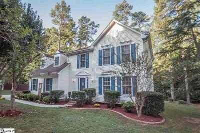 Mauldin Single Family Home Contingency Contract: 14 Leslie