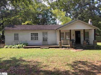 Travelers Rest Single Family Home For Sale: 550 New Circle