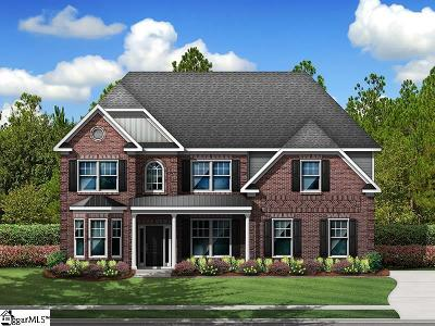Boiling Springs Single Family Home Contingency Contract: 483 Gorham