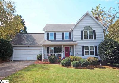 Greenville County Single Family Home For Sale: 308 Fielding