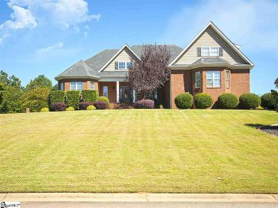 Simpsonville Single Family Home For Sale: 1 Bingham