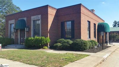 Easley Single Family Home For Sale: 140 E Main
