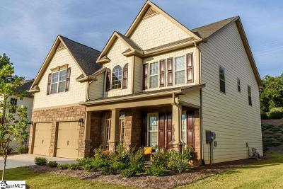 Greer Single Family Home For Sale: 67 Wood Hollow