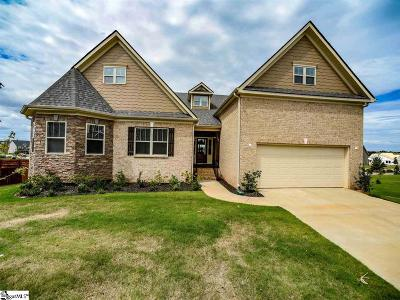 Simpsonville Single Family Home For Sale: 710 Winston Oaks