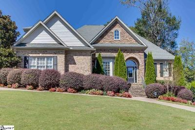 Greenville County Single Family Home For Sale: 213 Riverstone