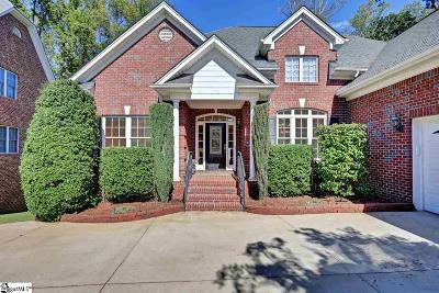 Greenville Single Family Home For Sale: 112 Tinsley