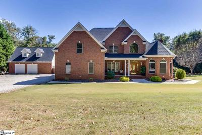 Greer Single Family Home Contingency Contract: 28 Dusty Oak