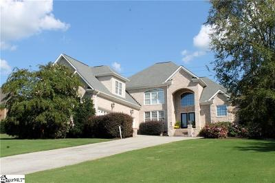 Anderson Single Family Home For Sale: 100 Turnberry