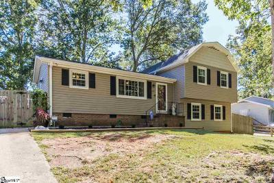Travelers Rest Single Family Home For Sale: 216 Fernleaf