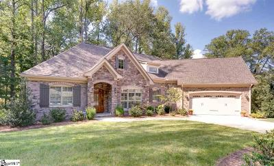 Greenville County Single Family Home For Sale: 6 Morgan Pond