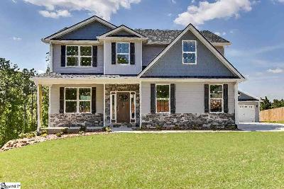 Greenville Single Family Home For Sale: 626 Crestwood