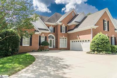 Greenville Single Family Home For Sale: 5 Rockberry