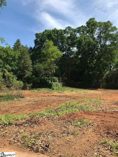 Greenville Residential Lots & Land For Sale: 110 Newman