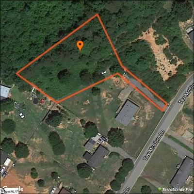 Travelers Rest Residential Lots & Land For Sale: 18 Tex McClure