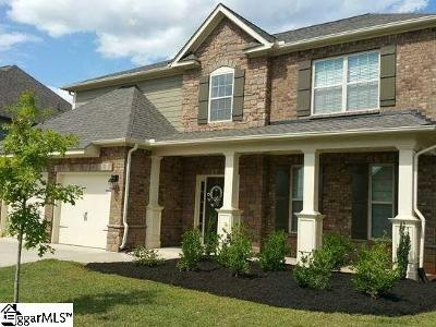 Greer Single Family Home For Sale: 75 Wood Hollow