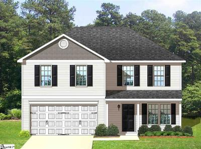 Spartanburg Single Family Home For Sale: 207 Windigo