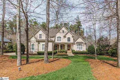 Spartanburg Single Family Home Contingency Contract: 866 Inverness