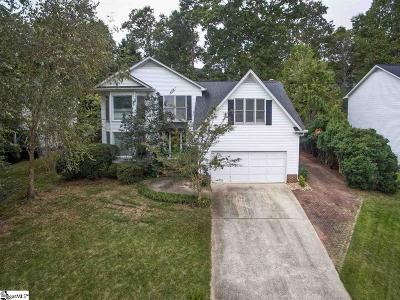 Greer Single Family Home For Sale: 127 River Way