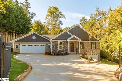 Greer Single Family Home For Sale: 210 Sheffield