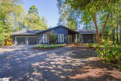 Taylors Single Family Home For Sale: 7 Pebble Stone